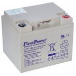BATERIA SELADA 12V 40AH FIRST POWER LFP1240 - VIDA ÚTIL: 3~5 ANOS