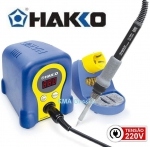 ESTAÇÃO DE SOLDA DIGITAL LEADFREE 70W HAKKO FX-888D 220V