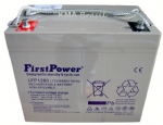 BATERIA SELADA 12V 60AH FIRST POWER LFP1260