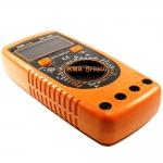 Multímetro Digital Standard AC / DC 10A - NPN/PNP LED Diodo NCV - ICEL MD-1500