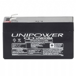 BATERIA SELADA AGM 12V 1,3Ah UNIPOWER UP1213