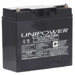 BATERIA SELADA 12V 18AH UNIPOWER UP12180