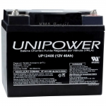 BATERIA SELADA 12V 40AH UNIPOWER UP12400