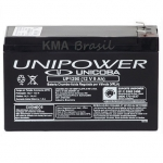 BATERIA SELADA 12V 9AH UNIPOWER UP1290
