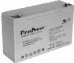 BATERIA SELADA 6V 12Ah FIRST POWER FP6120