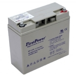 BATERIA SELADA 12V 18Ah FIRST POWER FP12180