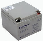 BATERIA SELADA 12V 26AH FIRST POWER FP12260