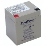 BATERIA SELADA 12V 5Ah FIRST POWER FP1250