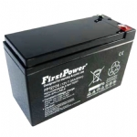 BATERIA SELADA 12v 7ah FIRST POWER FP1270S