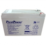 BATERIA SELADA 12V 7,2Ah FIRST POWER FP1272