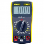 MULTÍMETRO DIGITAL DISPLAY LCD - CAT III - HIKARI HM-1100