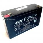 BATERIA SELADA 6V 10AH HAZE POWER HSC6-10