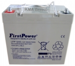BATERIA SELADA 12V 55AH FIRST POWER LFP1255