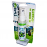 CLEAN LIMPA TELAS 60ml COM FLANELA ANTI-RISCOS IMPLASTEC