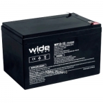 BATERIA SELADA 12V 12AH WIDE POWER WP12-12